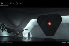 OBLIVION concept art by Thom Tenery Concept Art, Visual Development, Art Direction Los Angeles, United States of America