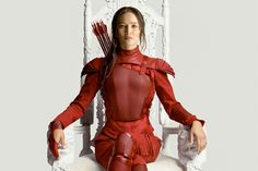 Jennifer Lawrence Accidentally Branded a C**t in New 'Mockingjay - Part 2' Poster