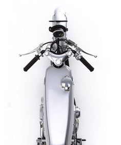 megadeluxe:  1962 Honda 125cc CR93 Racing Motorcycle