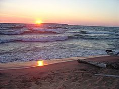 Madeline Island,   Lake Superior Wisconsin. My favorite place in the world. Home<3