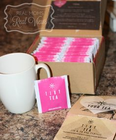 14 Day Teatox---learn what it is by reading Christina, Hollie, and Amanda's review