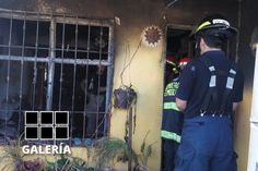 Un domicilio se incendia en Altares II y sus seis moradores salen ilesos