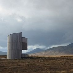 Icosis Architects : Forsinard Lookout Tower