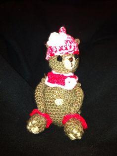 Teddy, soft toy.