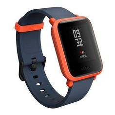 Amazfit BIP smartwatch by Huami with All-Day Heart Rate & Activity Tracking Sleep Monitoring GPS Battery Life Bluetooth (Cinnabar Red) One Size Smartwatch, Smartphone, Wifi, Fitbit, Best Fitness Tracker, Best Smart Watches, Latest Watches, Stylish Watches, Heart Rate Monitor