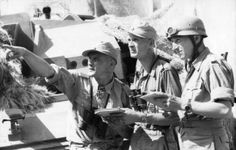 Hermann Goering division officers in Sicily 1943, pin by Paolo Marzioli