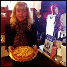 Torta alla mele  http://www.ristorantetrere.com/   #food #Viterbo #roma #italia #tuscia #trere #risto #lunch #dinner #apple