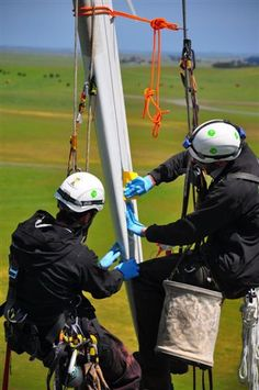 developed a tape and coating that helps prevent leading edge erosion. The company says coupling these blade repair materials reduces downtime and costs. Lead Edge, Wind Power, Pulley, Rigs, Wind Turbine, Blade, Industrial, Wedges, Industrial Music