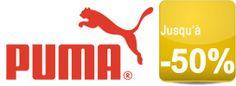 La boutique officielle Puma.fr en solde jusqu'à -50%