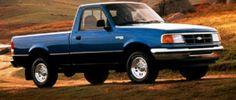 1993 Ford Ranger. I had a black stick shift.