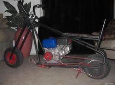 Image result for Custom Drag Mini Bikes