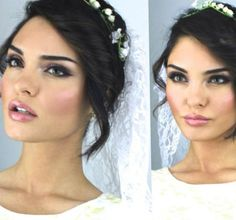 Bridal Make-Up | Perfect Wedding Make-Up