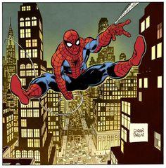 Spider-Man by Goran Parlov