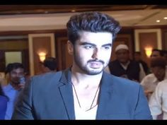 Arjun Kapoor @ Baba Siddique's Iftar Party 2014.