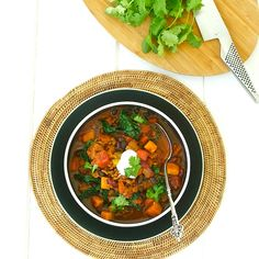 Turkey and Sweet Potato Chili - Oui, Chef
