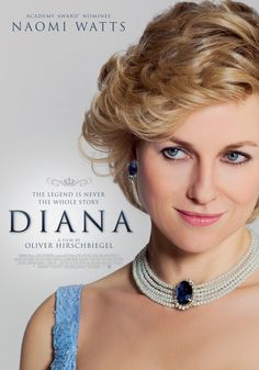 Naomi Watts in 'Diana' a film by Oliver Hirschbiegel coming this Fall.