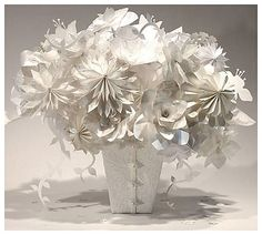 91 best paper paper paper images on pinterest paper flowers another amazing david stark paper flower arrangement mightylinksfo