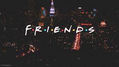 Imagem de 90s, friends tv show, and aesthetic