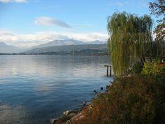 Le lac de Viverone (en italien Lago di Viverone et en piémontais Lagh ëd Vivron) est le troisième plus grand lac de la région piémontaise, en Italie. Il constitue un important site archéologique de l'âge du bronze.