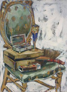 painting Atelier Spreeuwenberg