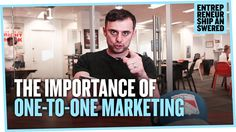 The Importance of One-to-One Marketing Content Marketing, Digital Marketing, The One, Social Media, Startups, Social Networks, Inbound Marketing, Social Media Tips