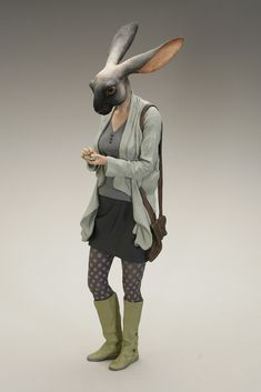 Hybrid Sculptures by Artist Alessandro Gallo