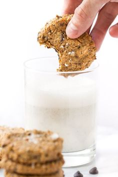 Cashew Quinoa Cookies   Simply Quinoa   Bloglovin'