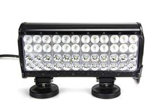 2X 9Inch 30W CREE LED Slim Work Light Bar Truck Off-Road Driving 12V24V 5D LENS