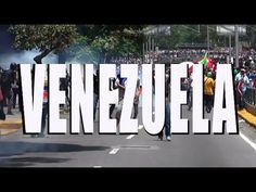 VIOLENTAS DEMOSTRACIONES EN VENEZUELA