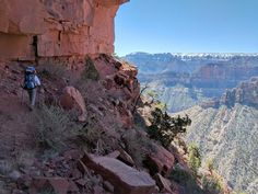 The Travel Channel tackles the most difficult trail in Grand Canyon National Park and shares expert tips for a successful backpacking adventure.