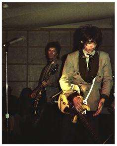 Johnny Thundersand the Heartbreakers, New York City, 1979.