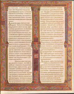 Evangeliar (Codex Aureus) - BSB Clm 14000 o | Flickr: Intercambio de fotos