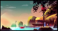 Daily Speed Painting Selection #85 - Daily Art, Speed Painting