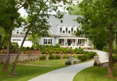 Traditional Home Exterior. Traditional Home Exterior Ideas. Traditional Home Exterior Design. Traditional Home Exterior #TraditionalHomeExterior #TraditionalHome #HomeExterior T.S. Adams Studio. Interiors by Mary McWilliams from Mary Mac & Co.