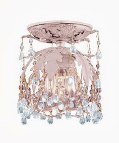 Ceiling light....Heart be still !