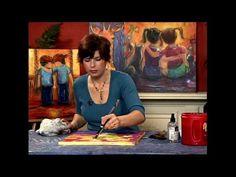 "▶ Karrie on Canvas (FULL EPISODE!!!) ""Flowers"" - YouTube"
