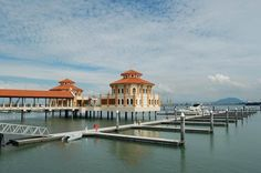 Formerly known as the Church Street Pier, and it is strategicly located in the bustling city of Georgetown, Penang Malaysia. Occupying 1.6 ha of the coastal land, adjacent to the Penang ferry terminal, and the city is just a walking distance away from the Marina. There are various mode of transportations available to connect you to the rest of the world. The marina is open to the public and no membership required.