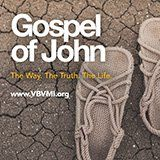 """Here's a nice outline for the bible lesson """"Gospel of John - Lesson 1A"""" on Verse by Verse Ministry - https://www.versebyverseministry.org/images/uploads/john_1a.pdf"""