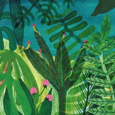 marcmartinillo (Marc Martin) on Instagram Marc Martin, Mandala Meditation, Jungle Art, Garden Drawing, Textile Texture, Nature Illustration, Patterns In Nature, Illustrations, Cover Art