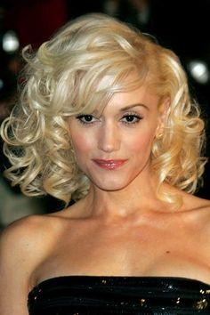 Gwen Stefani hair.
