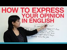 """Cómo escribir un """"Opinion Essay"""" (artículo de opinión) en inglés"""