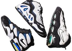 #sneakers #news Nike Revisits the History Of the Uptempo Line