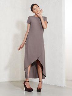 Reformation: Rhubarb Dress