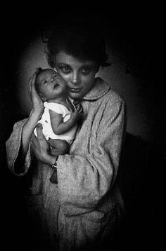Elliott Erwitt, New York City, USA,1953