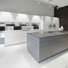 Küchen einrichten in Hamburg Altona bei Warendorf | creme hamburg