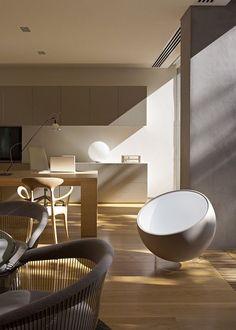 Modern Interior. Victoria, Australia