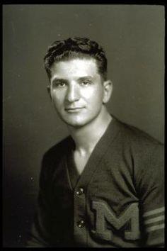 1944 NFL Draft - Mervin Pregulman (OL) - Round 1: Pick 7