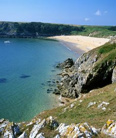 We take a look at Britain's best beaches. Woolacombe in Devon came out on top as Britain's holiday spots showed they could more than hold…