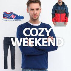 Cozy weekend- Περιμένετε πώς και πώς το Σαββατοκύριακο; Cozy, Sports, Fashion, Hs Sports, Moda, Fashion Styles, Sport, Fashion Illustrations