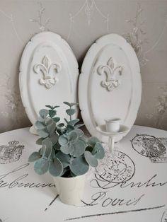 Sconces, Decorative Plates, Diy, Home Decor, Chandeliers, Decoration Home, Bricolage, Room Decor, Sconce Lighting